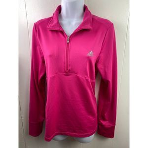 Adidas Hot Pink Athletic Women's Shirt